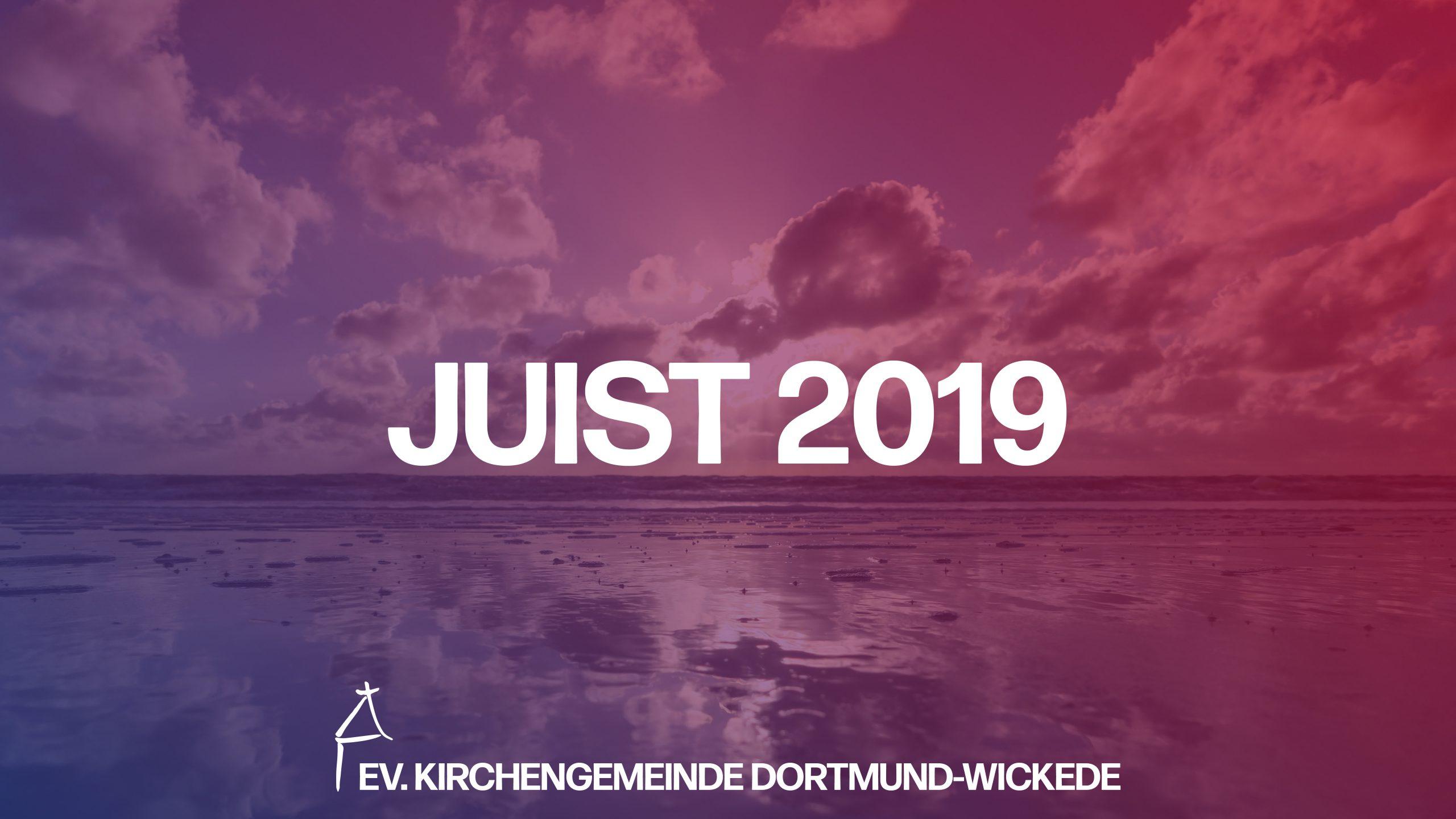 Juist-Freizeit 2019